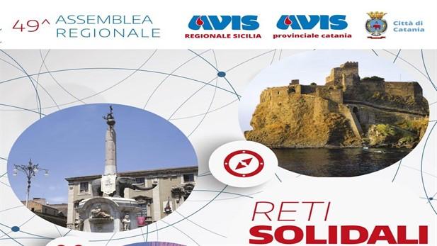 La Delegazione Iblea alla 49^ Assemblea Avis Regionale Sicilia