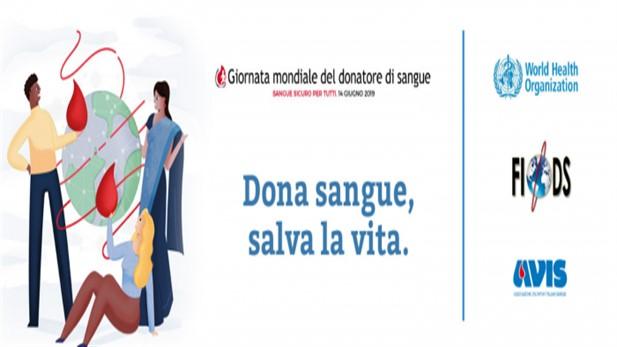 """14 Giugno 2019 – Giornata Mondiale del Donatore di Sangue – 7^Ed. """"La Musica…nel Sangue""""- Pozzallo"""