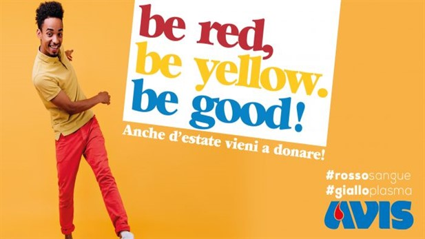 be red, be yellow, be good