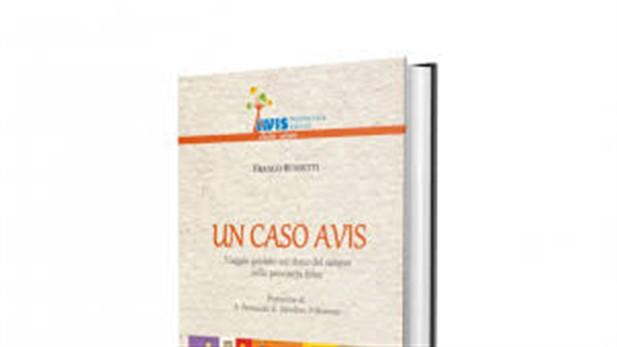 "copertina ""Un caso Avis"""