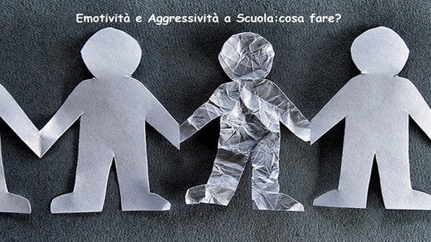 """Tavola Rotonda su """"Emotività e Aggressività a Scuola: cosa fare?"""" – 11 febbraio 2020 – Auditorium Avis """"Saro di Grandi"""" Ragusa"""